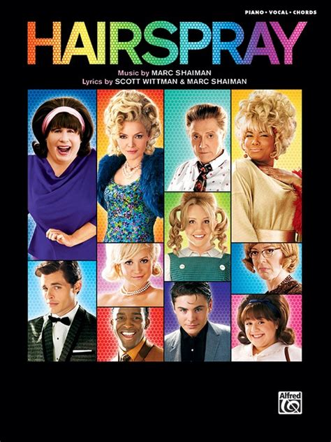 It is based on the 1949 memoir of maria von trapp, the story of the trapp family singers. Hairspray: Soundtrack to the Motion Picture: Piano/Vocal/Chords Book: Marc Shaiman