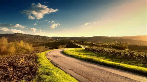 photography, Road, Landscape Wallpapers HD / Desktop and ...