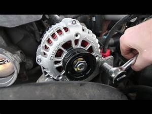 Alternator Replacement 2003 Chevy Silverado 1500
