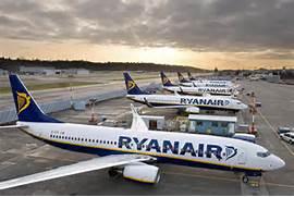 ... Ryanair ann...