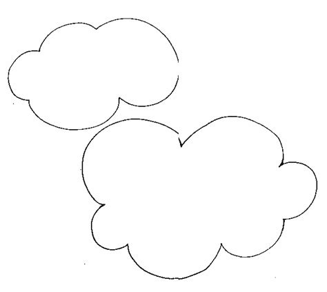 dessiner cuisine en 3d gratuit coloriage nuages à colorier allofamille