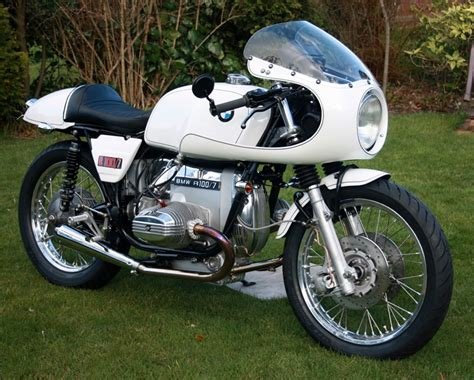 Bmw Cafe Racer Parts by Bmw Exhaust Flatracer Classic Bikes Cafe Racers