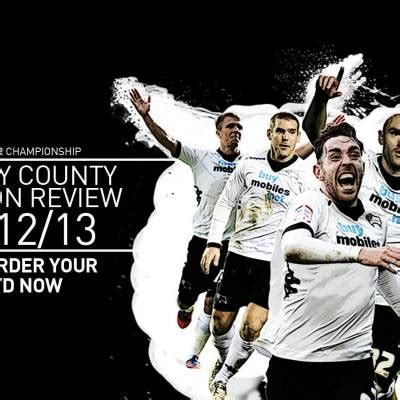 Pre-Order The 2012/13 Season Review - Blog - Derby County