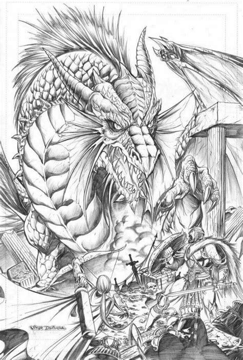 Dawn of the dragons age of the empire | Dessin de dragon