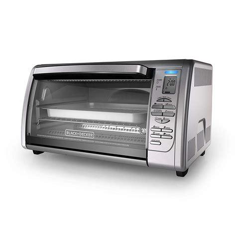 Countertop Toaster Oven - black decker countertop convection toaster oven silver