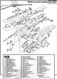 Remington Speedmaster 552 Parts Diagram
