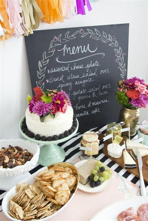 anniversaire cuisine la décoration anniversaire adulte en 60 magnifiques photos