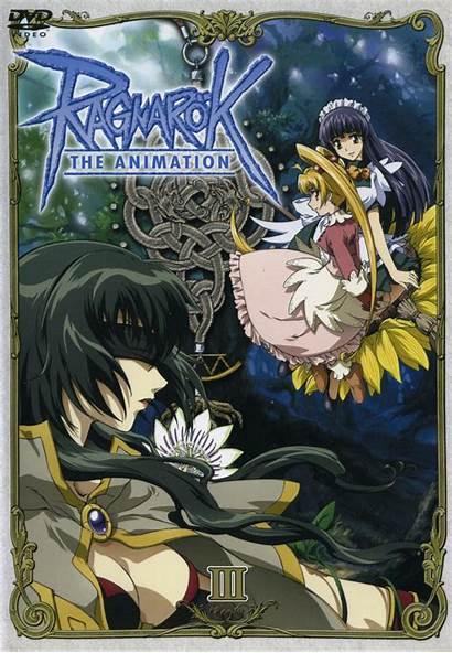 Ragnarok Animation Anime Zerochan Series Dvd Maaya
