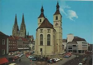 Regensburg Deutschland Interessante Orte : regensburg dom neupfarrkirche und neupfarrplatz ca 1980 nr 0064188 oldthing ~ Eleganceandgraceweddings.com Haus und Dekorationen
