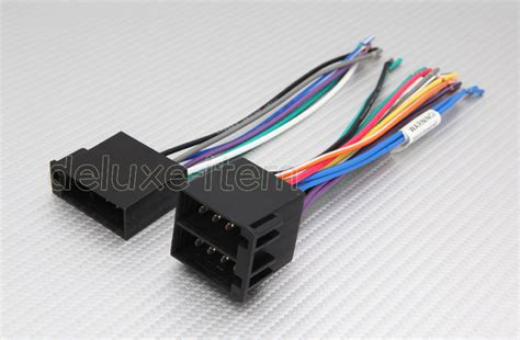 Audi A Car Radio Wiring by Car Stereo Radio Power Wire Wiring Harness Adapter For Vw