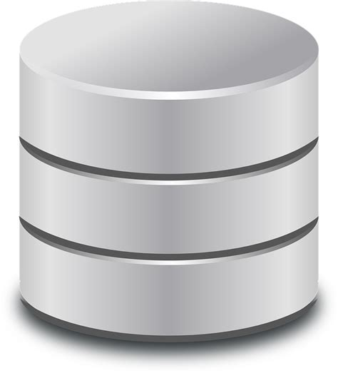 storage data  vector graphic  pixabay