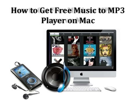 This mp3 songs free download site enables you to follow the artist for the update. How to Download Free Music to MP3 Player on Mac