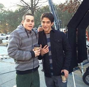 Teen Wolf - Dylan O´Brien and Tyler Posey - season 1 ...
