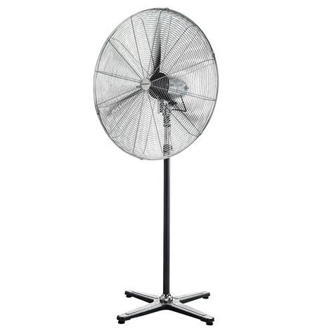 industrial stand up fan dynabreeze 750mm industrial pedestal fan bunnings warehouse