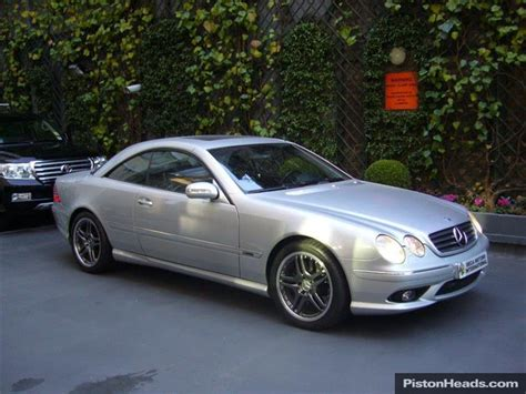 used 2002 mercedes amg cl55 amg for sale in pistonheads