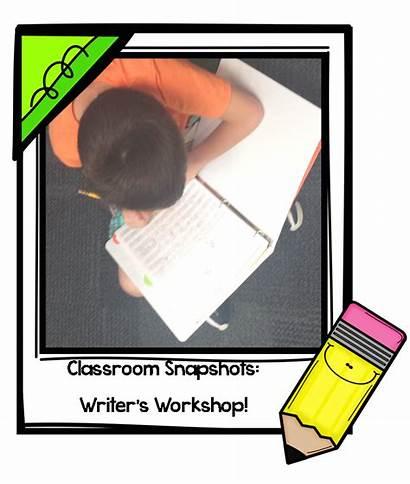 Snapshot Classroom Clipart Writing Workshop Notebooks Writers