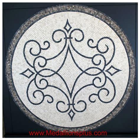 floor tile medallions for sale iron works 24 quot flooring medallion medallionsplus com floor medallions on sale tile mosaic