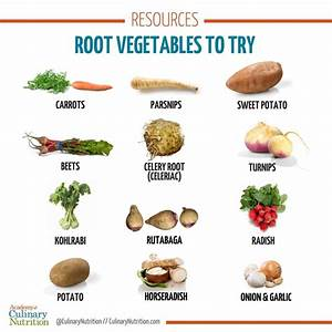 Culinary Nutrition Guide To Root Vegetables  Health