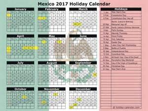 2017 2018 Calendar with Holidays