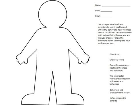 fitness worksheets for highschool students 1000 images