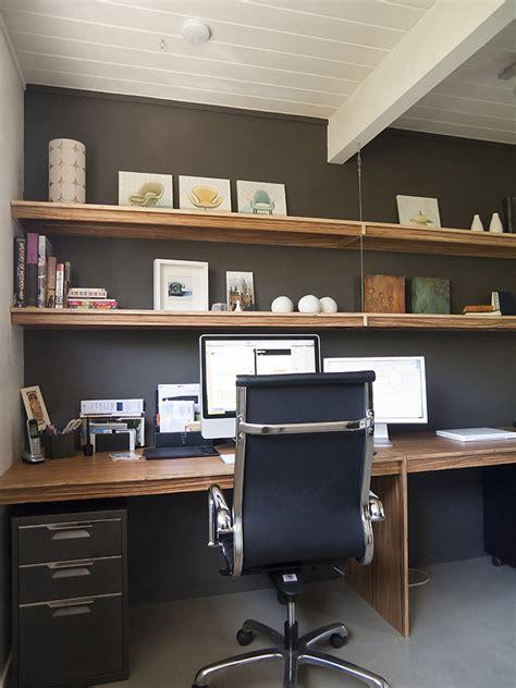 Laura's Zebrawood Desk - RedneckModern