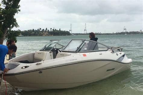 Jet Boat Miami by Miami Boat Rental Sailo Miami Fl Jet Boat