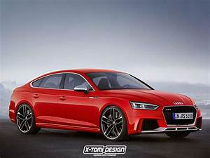 Audi Rs5 Sportback And Top Secret Rs Model Coming To