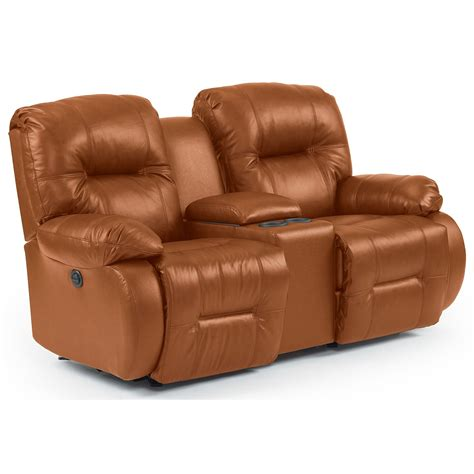 rocker recliner loveseat with console best home furnishings brinley 2 l700cc7 rocker recliner