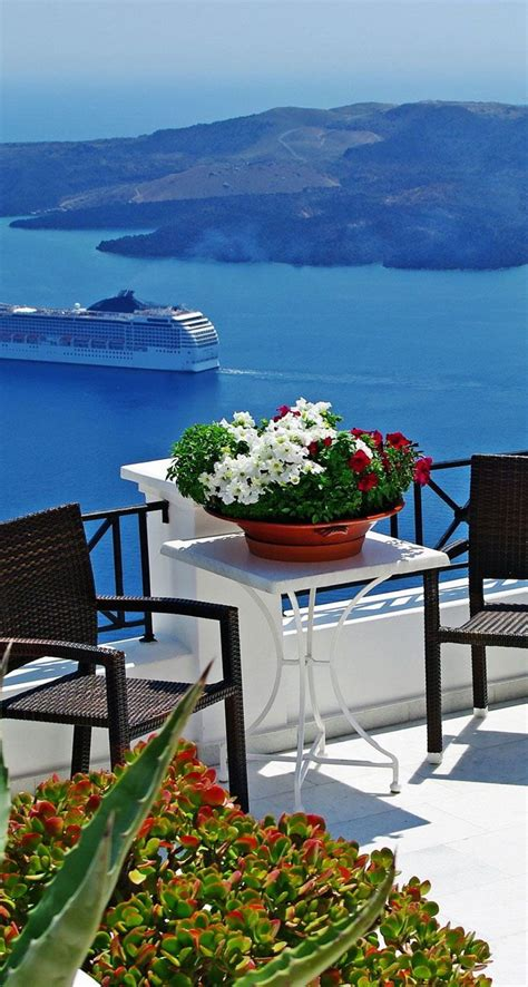 17 Best Ideas About Santorini Island Greece On Pinterest