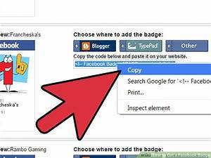 How to Get a Facebook Badge: 7 Steps (with Pictures) - wikiHow