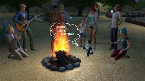 campfire faster marshmallow roasting  lodakai  mod