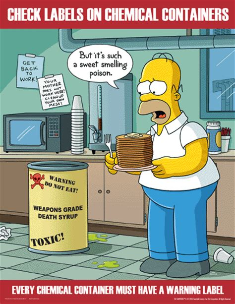homer chemical safety
