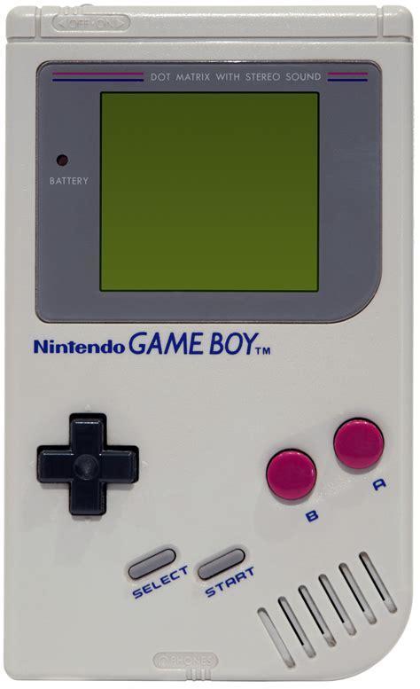 History Of Consoles Nintendo Game Boy 1989 Gamester 81