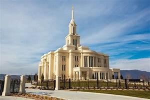 Payson Utah Temple