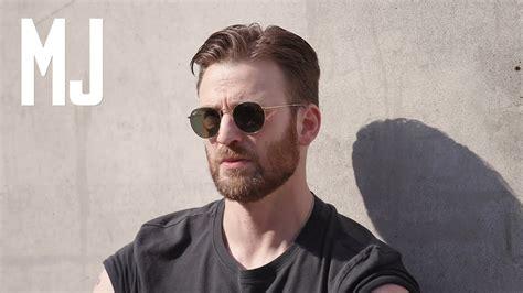 CAPTAIN AMERICA WOES: Chris Evans Sends Internet Tripping ...