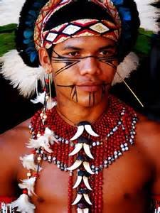 Indio American Tribes Face