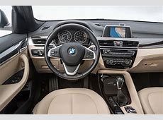 BMW 2018 BMW X1 M Interior Dimensions 2018 BMW X1