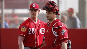 Reds officially place Mesoraco, DeSclafani on DL, finalize ...