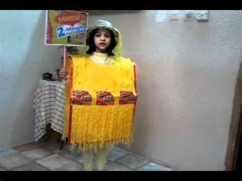 noodles fancy dress sumaiya youtube