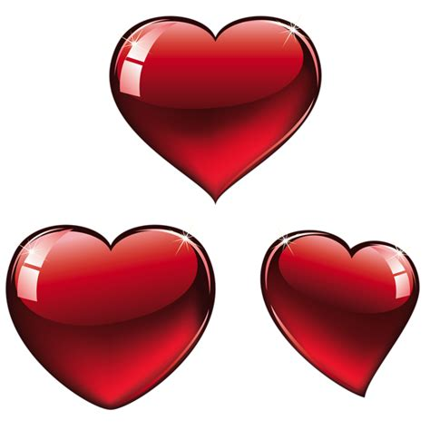 red hearts png clipart red heart valentines clip