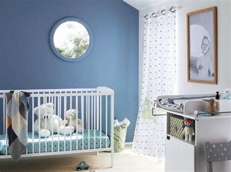 chambre de bebe  idees qui changent du bleu pour