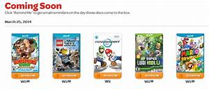 Redbox Rental Service To Offer PS4 Xbox One Wii U Games