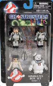 Ghostbusters Toy Ghost