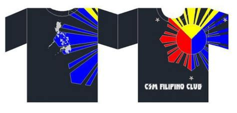 Csm Filipino Club Tshirt By Machblue On Deviantart