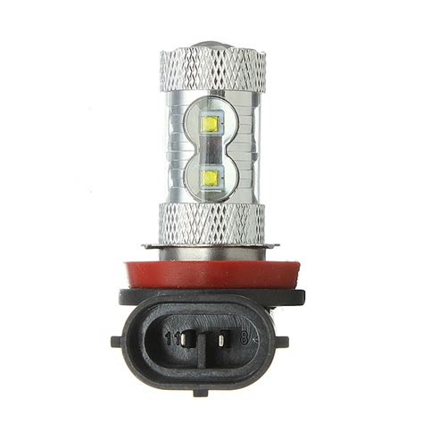 h8 12 cree xb d led smd high power headlight fog driving