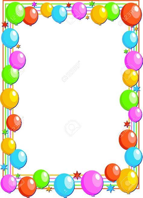 birthday border clipartioncom