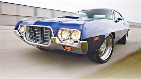 Classic Muscle Car Wallpapers
