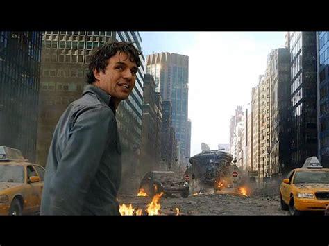 avengers im  angry hulk smash scene