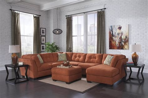 Kohl S Living Room Furniture by Delta City Rust Sectional Sectional Sofa Sets