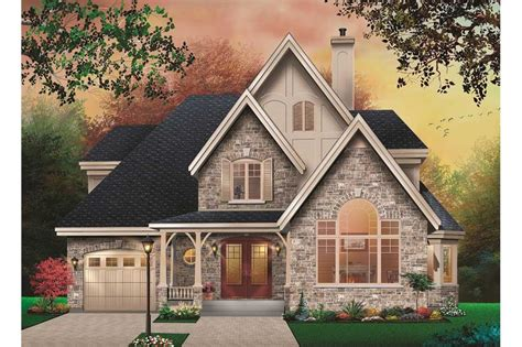 european home plan bedrms baths sq ft